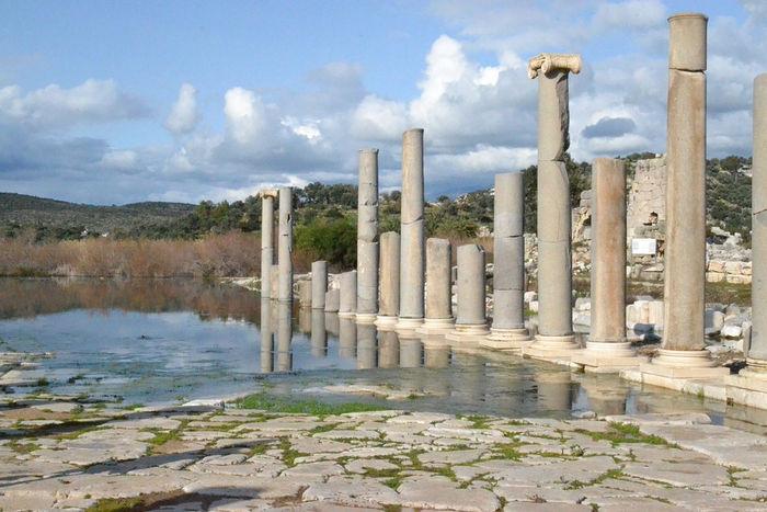 Турция для искушённых туристов: 6 малоизвестных мест для летнего отдыха