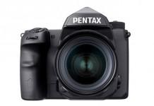 полнокадровая зеркалка Pentax