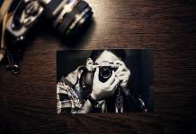 селфи для фото в паспорте