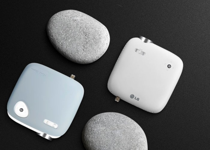 LG Minibeam TV PW800