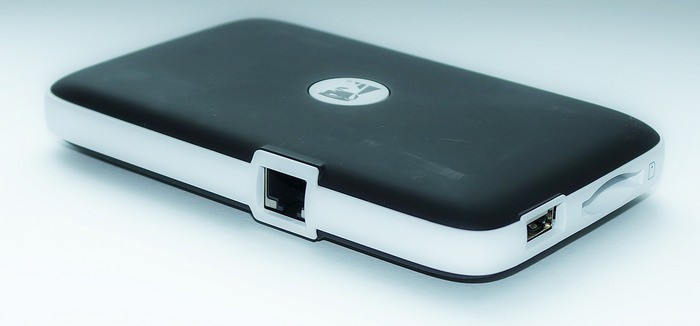 Kingston MobileLite Wireless G2 - сзади