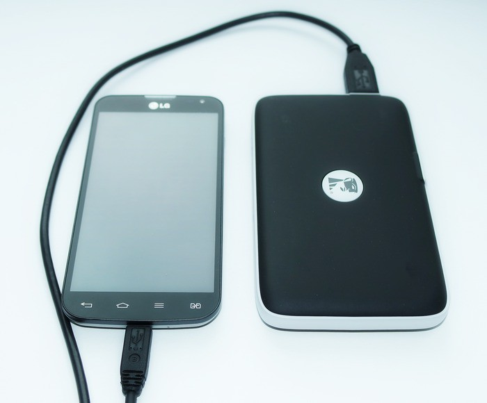 Kingston MobileLite Wireless G2 - габариты