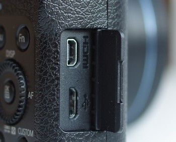 hdmi в фотоаппарате