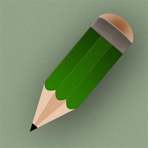 карандаш иконка сайта