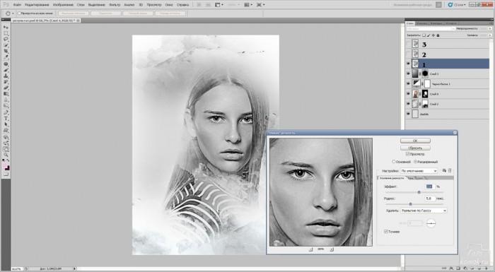 портрет в стиле живопись-08