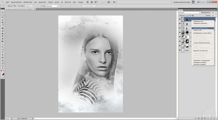 портрет в стиле живопись-11