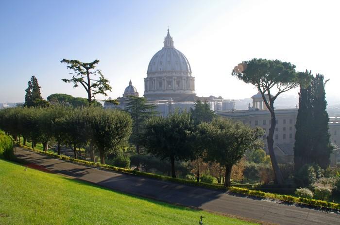 Ватикан - собор св. Петра