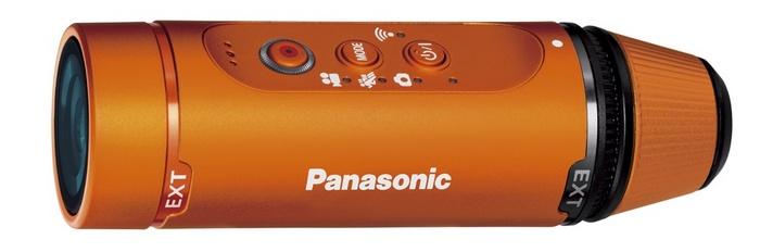 Panasonic HX-A1 сбоку