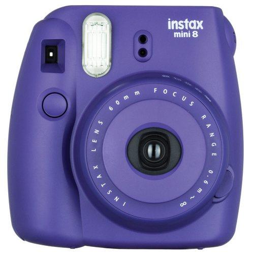 INSTAX Mini 8 «виноград»
