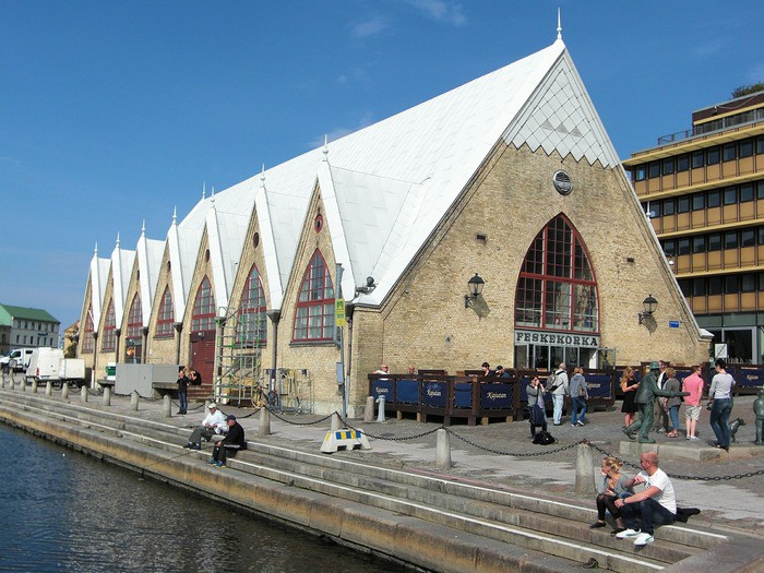 Рыбный рынок, Гетеборг