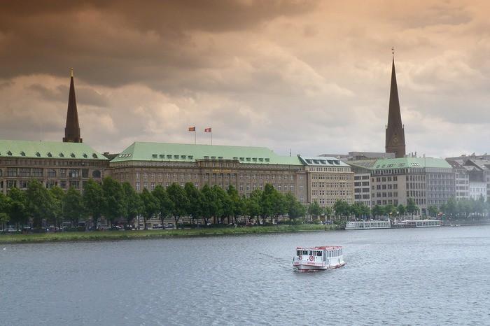 Гамбург, Альстер