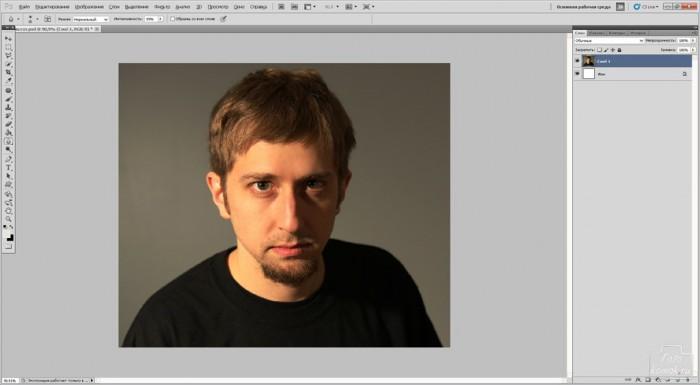 обработка портрета фото-01