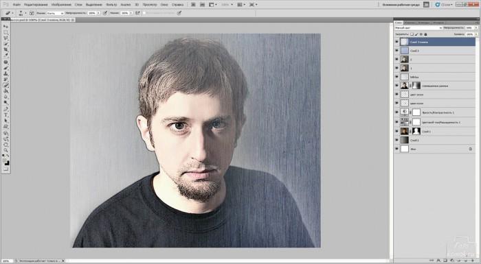 обработка портрета фото-14