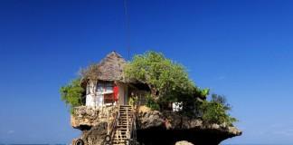 The Rock, Занзибар, Танзания