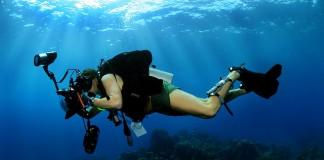 Подводный фоторепортаж