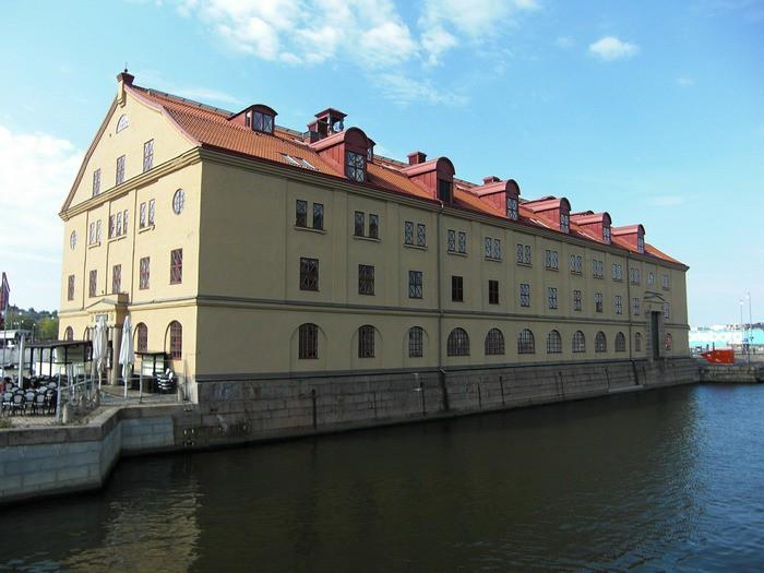 Исторические склады Гетеборг