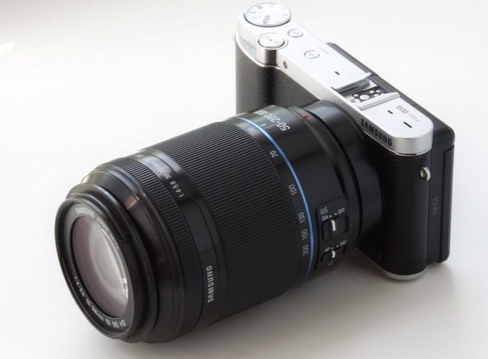 Samsung 50-200mm f/4-5.6 ED OIS II