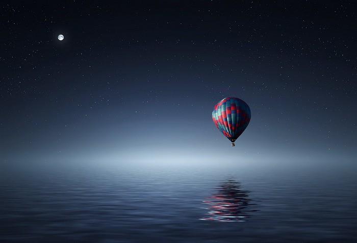 Воздушное приключение