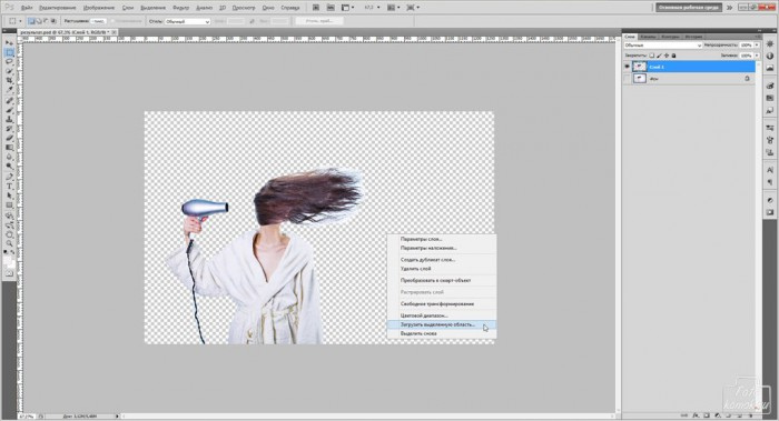 Отделяем волосы от фона-02