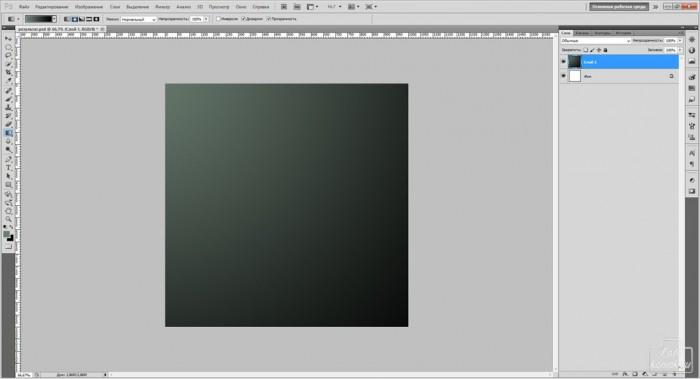 рисуем часы в фотошоп-01