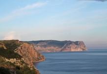 Фиолент. Крым