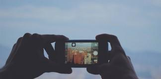 Особенности съемки на смартфон