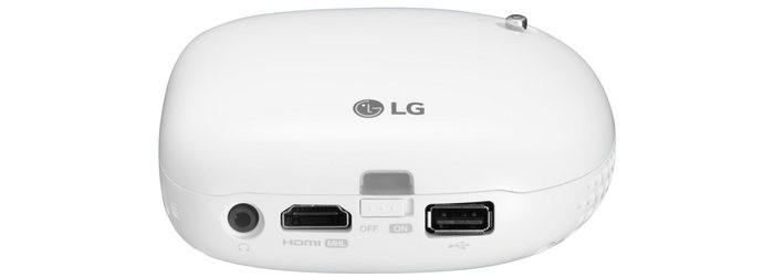LG Minibeam Nano  b