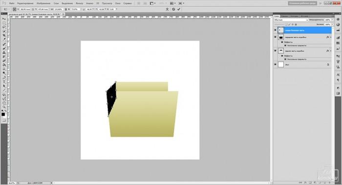 дизайн упаковки в Фотошоп-06
