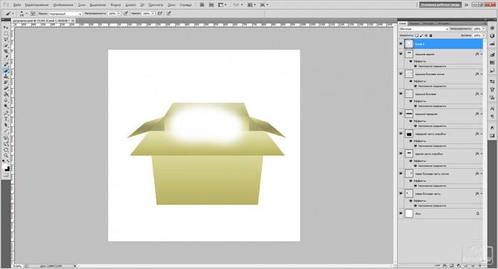 дизайн упаковки в Фотошоп-13