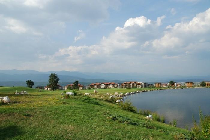 Болгарские курорты с термальными источниками