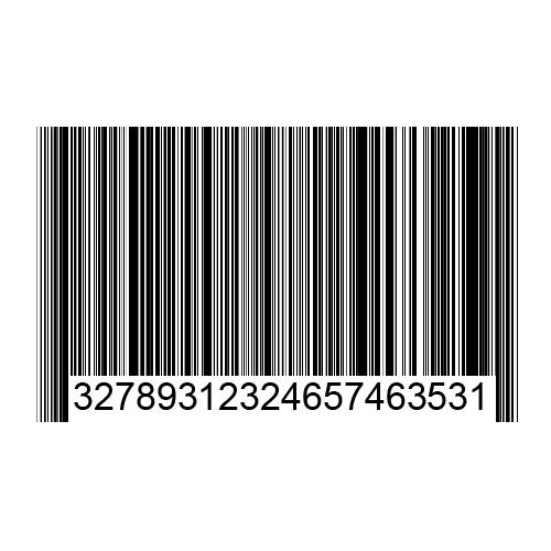 Штрих-код в Фотошоп
