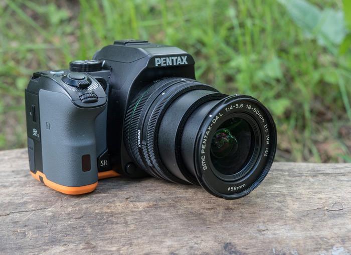 PENTAX-DA 18-50mm F4-5.6