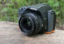 HD PENTAX-DA 18-50mm F4-5.6 DC WR RE