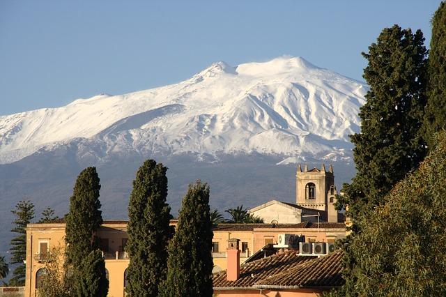 Этна. Сицилия