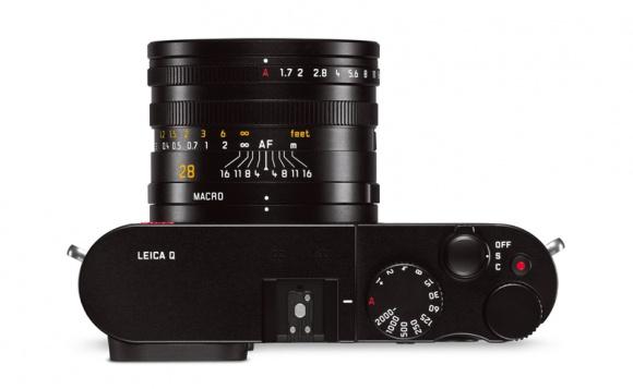 Leica Q top