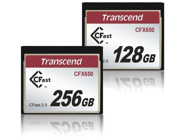 Transcend CFast 2.0 CFX650
