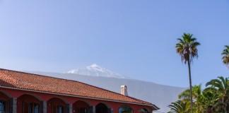 Вулкан Тейде. Остров Тенерифе. Испания