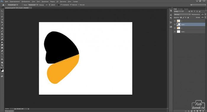 Иконка бабочка-12