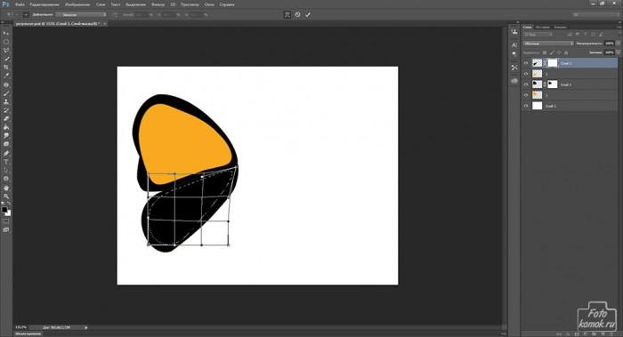 Иконка бабочка-15