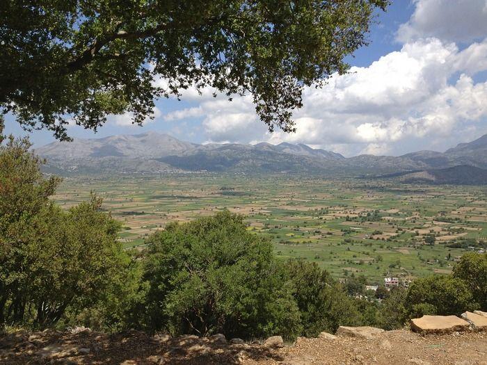 Крит. Плато Лассити