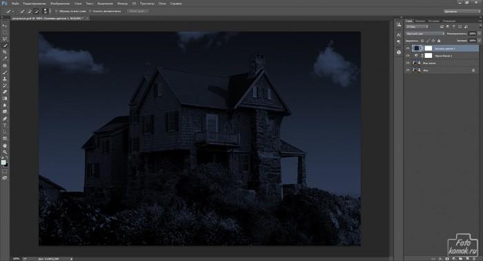день и ночь в фотошоп-04