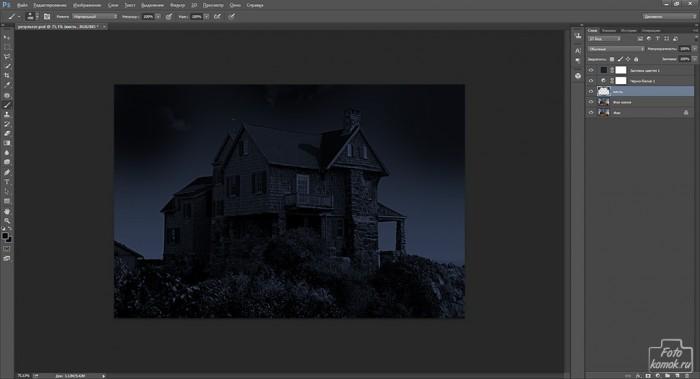 день и ночь в фотошоп-06