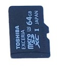 Toshiba Exceria (64 GB) SD-X64UHS1