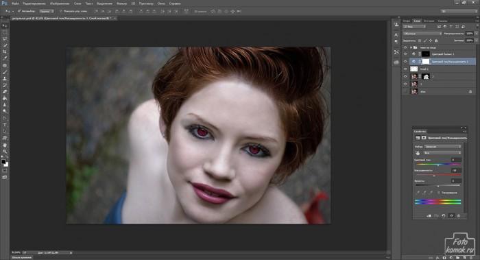 макияж в образе вампира-12