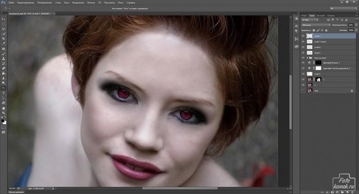 макияж в образе вампира-20