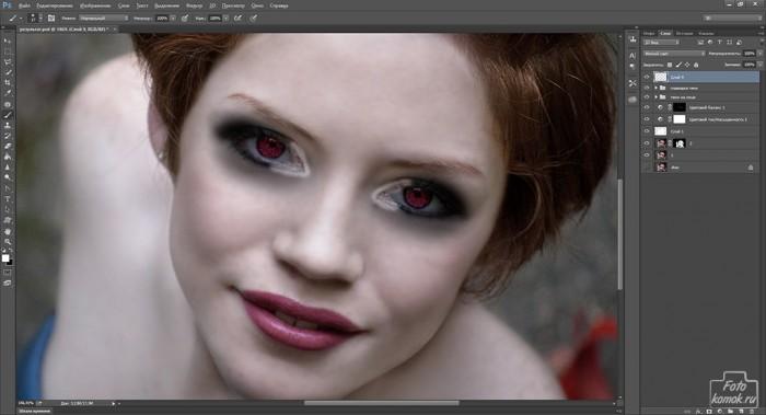 макияж в образе вампира-24