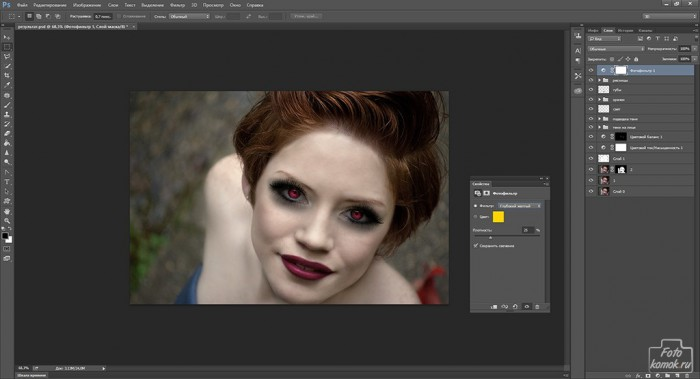 макияж в образе вампира-31