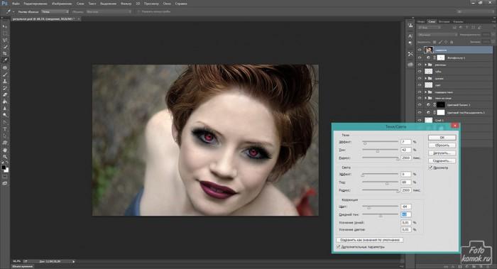 макияж в образе вампира-32