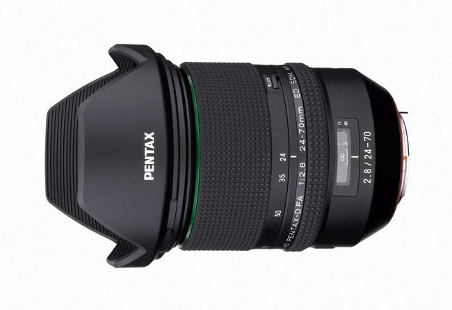 HD PENTAX-D FA 24-70mm F2.8 ED SDM WR