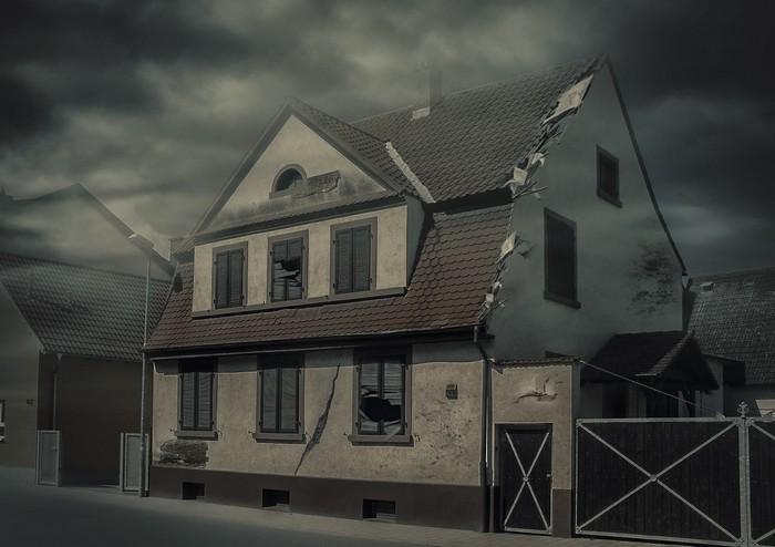 Эффект разрушения в Фотошоп